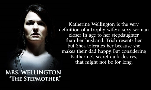 Mrs. Wellington:  The Stepmother