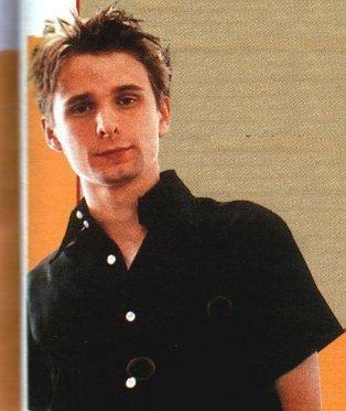 Matthew Bellamy wallpaper called Muse