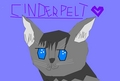 My Bad Drawing of Cinderpelt