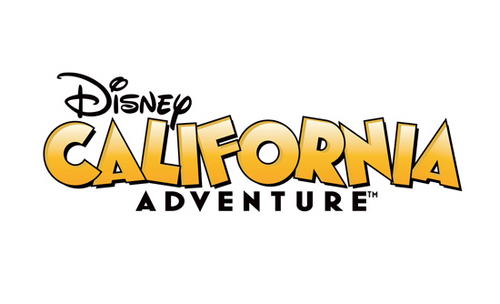 "New ""Disney's California Adventure"" logo"