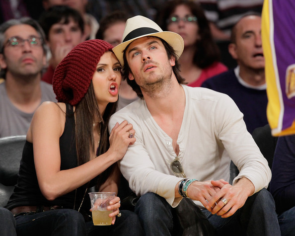 http://images2.fanpop.com/image/photos/12500000/Nian-at-lakers-game-the-vampire-diaries-tv-show-12525185-594-475.jpg