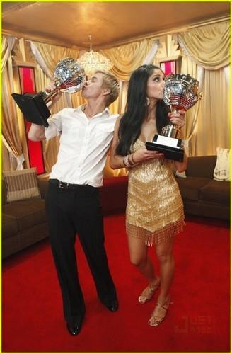 Nicole Scherzinger: Dancing with the Stars' Winner!