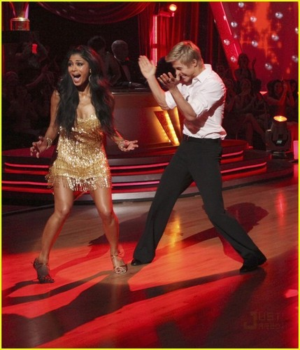 Nicole Scherzinger: Dancing with the Stars' Winner!