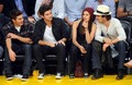 Nina and Ian on Laker's Game