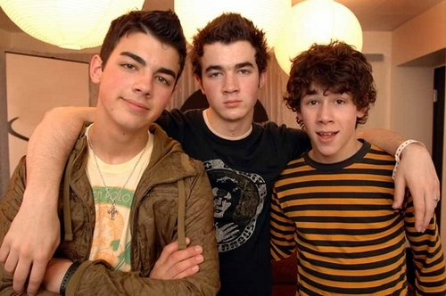 The Jonas Brothers wallpaper called Old Picture