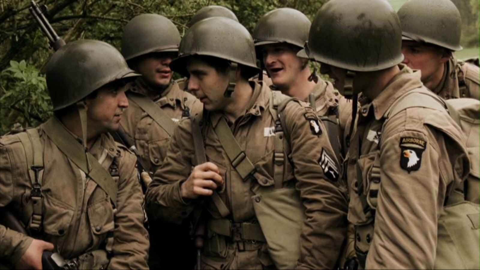 Part 1 Currahee Band Of Brothers Image 12587421 Fanpop