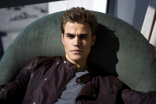 Paul Wesley outtakes for DaMan Magazine - stefan-salvatore Photo