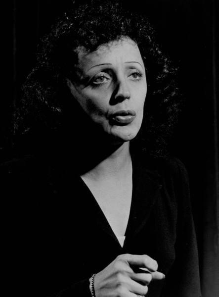 Edith Piaf 1940s Edith Piaf Piaf