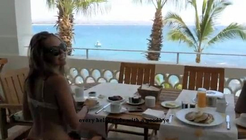 Pics of Miley,Brandi and Tish in Cabo