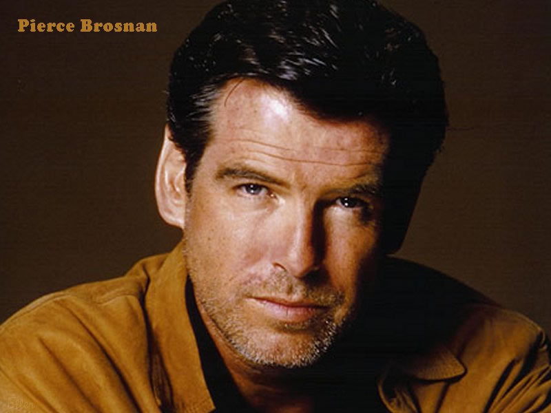 Pierce Brosnan Wallpap...