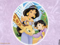 Princess Jasmine - disney-princess wallpaper