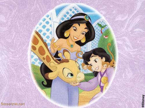 Công chúa jasmine