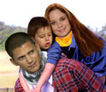 Prison Break - Michael, Sara and MJ have fun