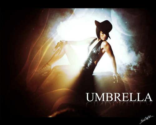 রিহানা ― Umbrella