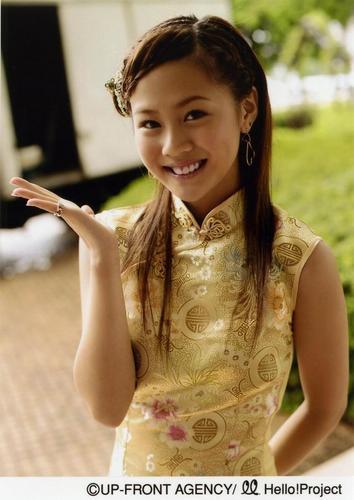 Risa-chan Niigaki