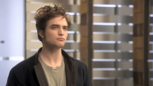 Rob in New MTV Movie Awards Promo