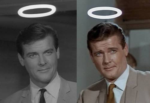 Roger Moore - Characters