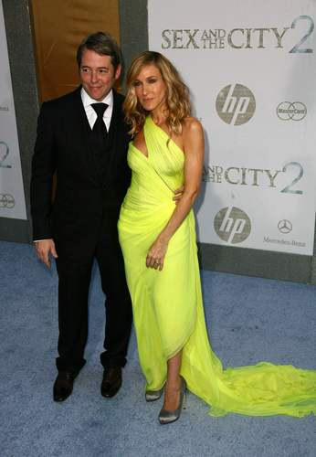 "SJP @ ""Sex and the City 2"" New York Premiere"
