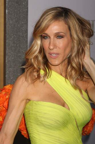 """SJP @ """"Sex and the City 2"""" New York Premiere"""