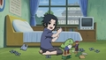 Sasuke childhood