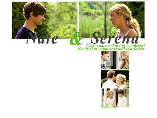 Serena & Nate <3