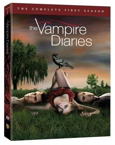 TVD_Season 1 DVD cover