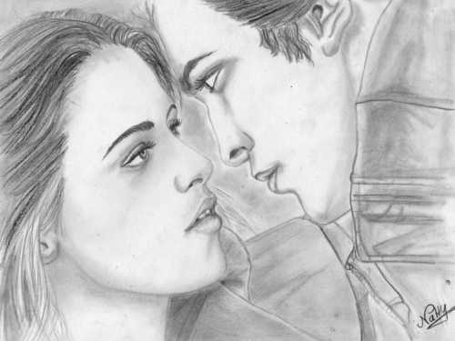 TWILIGHT-BELLA AND EDWARD