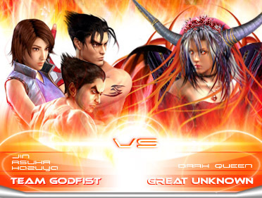 Tekken Tag Tournament 2 Great Unknown (not real) - tekken Screencap