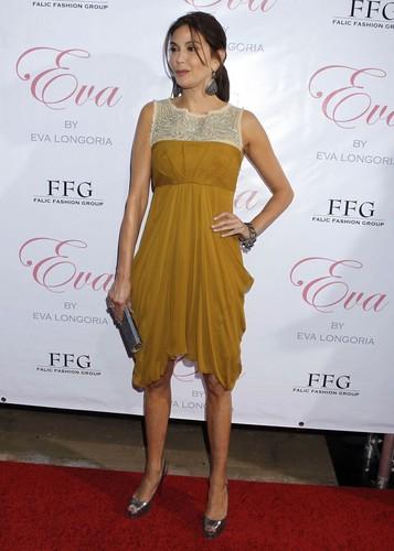 Teri @ Eva Longoria Parker Fragrance Launch
