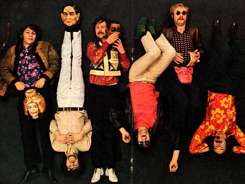 Bonzo Dog Doo-Dah Band images The Bonzo Dog Doo-Dah Band wallpaper and background photos