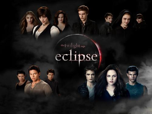 Twilight Series wallpaper entitled Twilight saga Eclipse