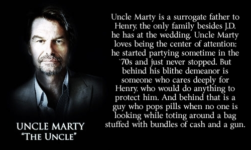 Uncle Marty: The Uncle