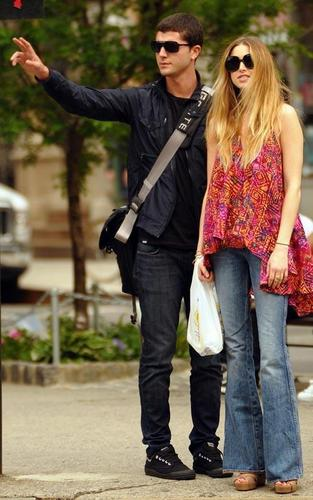 Whitney Port and Ben Nemtin: NYC mga manliligaw (28/5/2010)