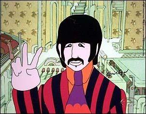 Yellow Submarine Ringo!