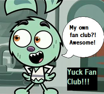 Yuck's club