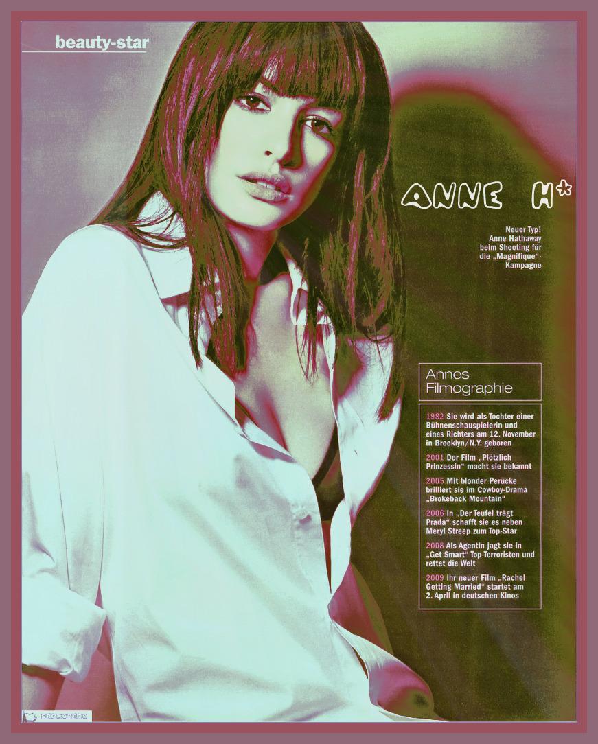 Anne Hathaway Fan Art (12565495)