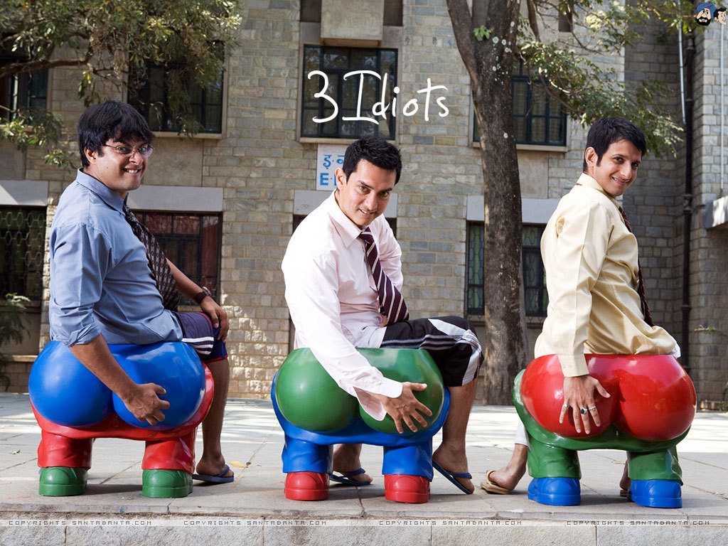 Techtonia: free download 3 idiots movie wallpapers songs preview.