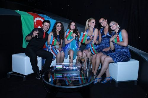Eurovision Song Contest দেওয়ালপত্র called azerbaijan