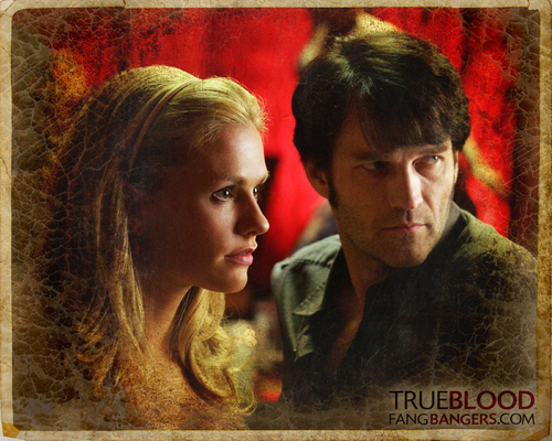 blood - true-blood Wallpaper