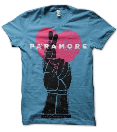 check it OUT!!!!!!paramore tee