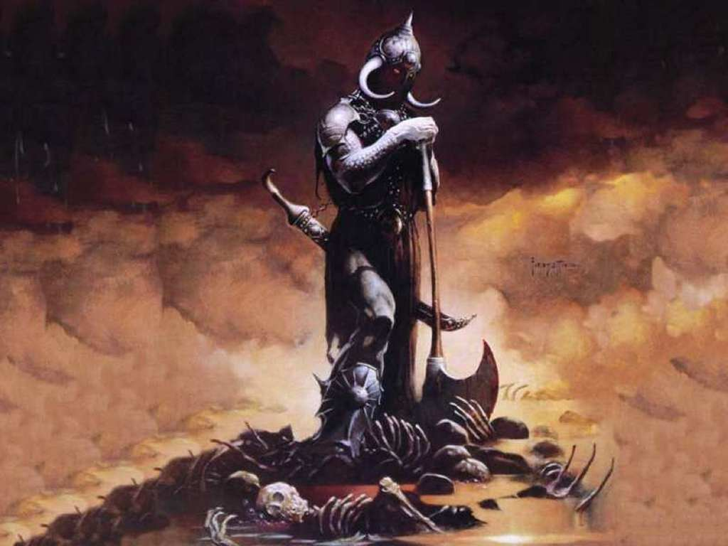 death dealer wallpaper