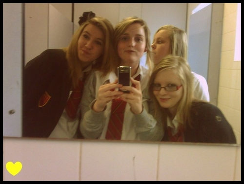me steph ash and courteney