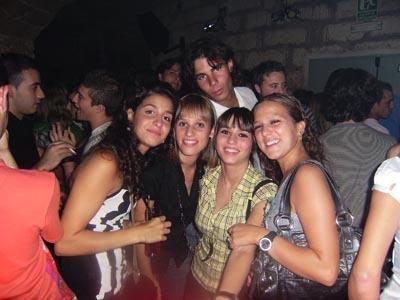 rafa party !!!!!
