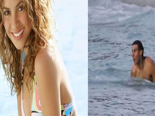 Shakira water rafa