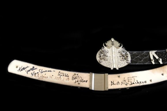 the belt - prince-michael-jackson photo