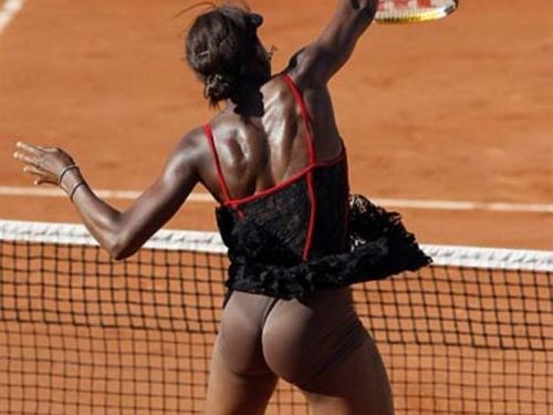 venus williams tong