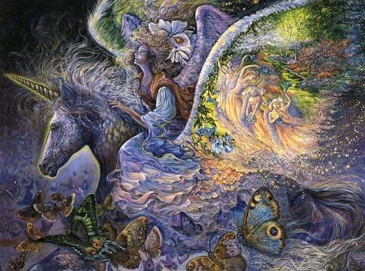 wings paintings