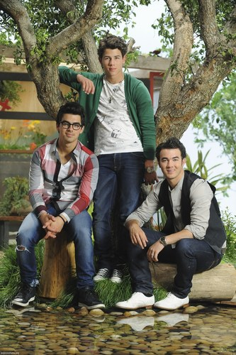 -Disney-s-Friends-For-Change-Project-Green-by-Jaimie-Trueblood-4/26 The Jonas Brothers
