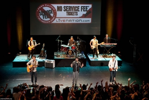 06-02-10 Live Nation NSF Event