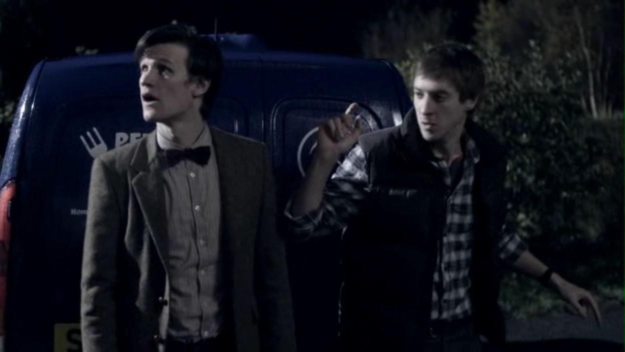 5x08 The Hungry Earth